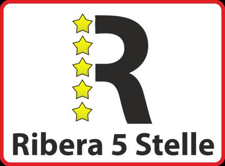 LOGO RIBERA 5 STELLE 800x600 png